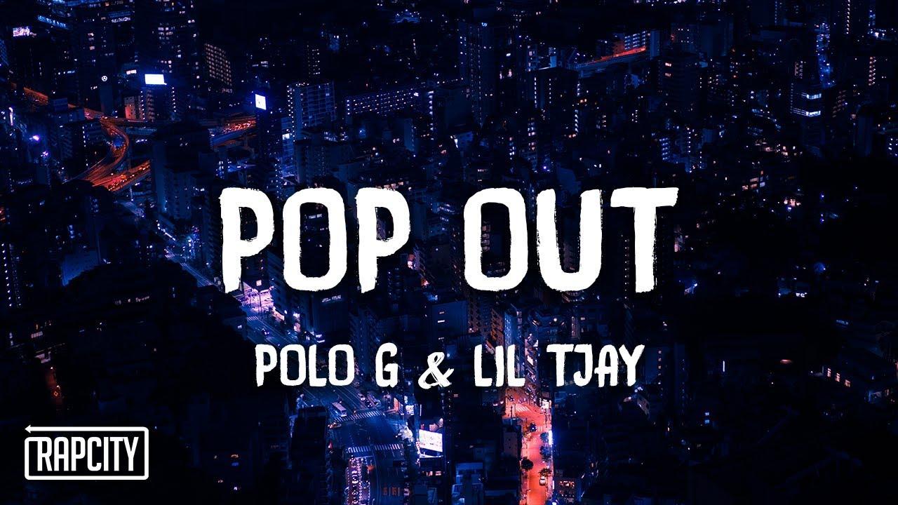 Pop out