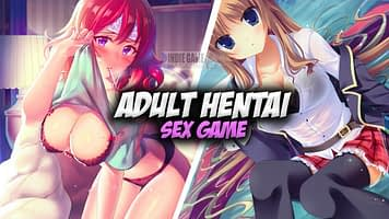 Adult hentai sex game