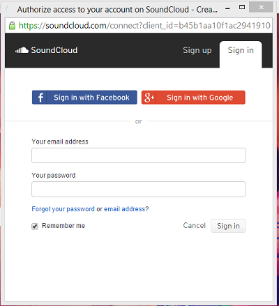 How to upload music to soundcloud