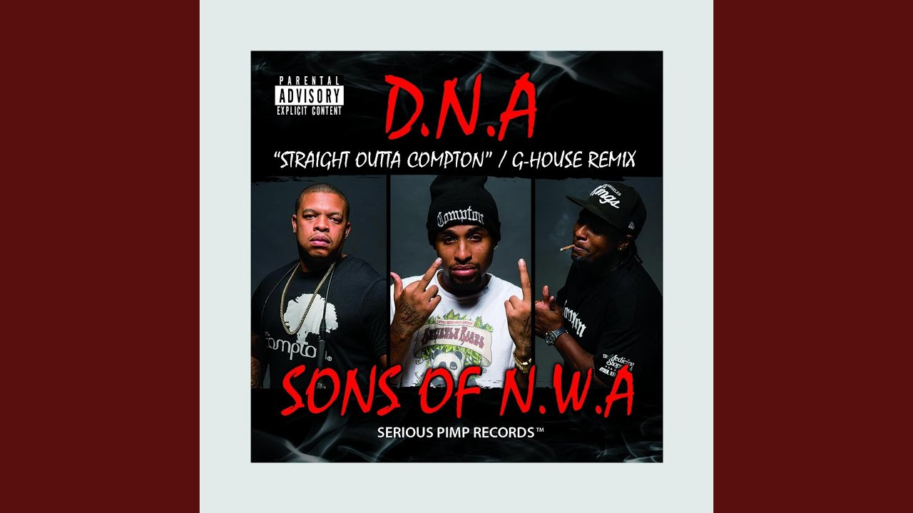 Dna sons of nwa