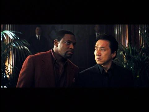 Let me watch this rush hour