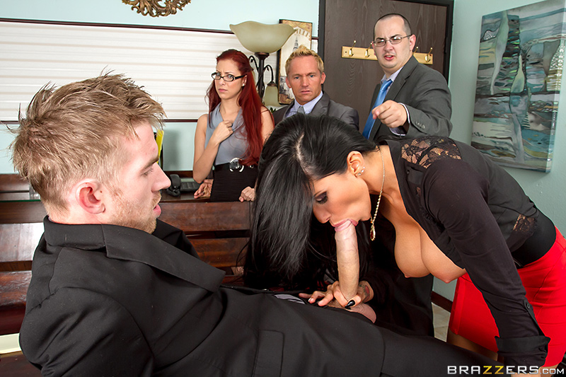 My boss is a fucking whore