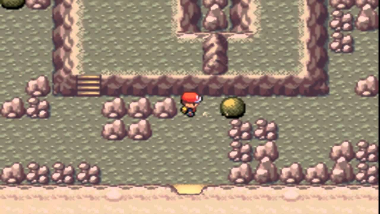 Pokemon fire red victory road