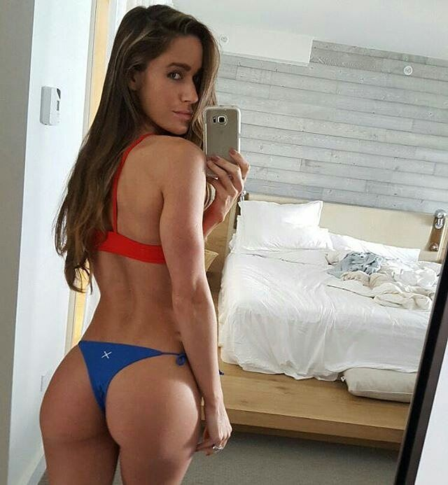 Sexy bottoms almost naked
